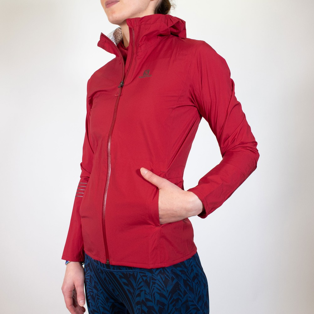 Salomon Lightning WP Jacket #3