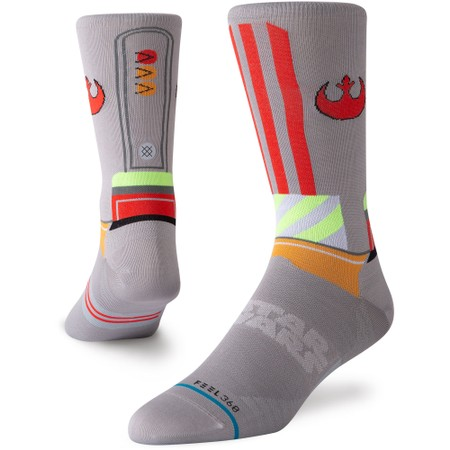 Stance Star Wars Run Light Crew Socks #5