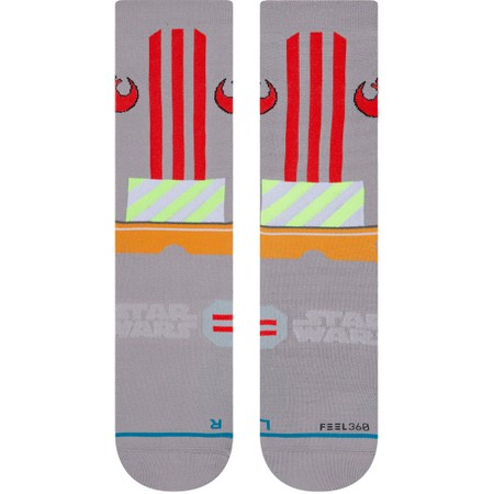 Stance Star Wars Run Light Crew Socks #6