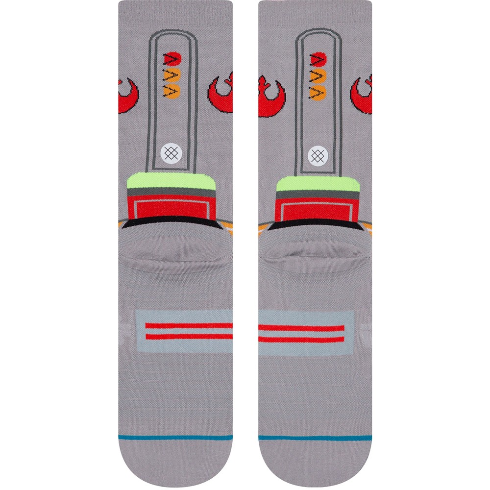 Stance Star Wars Run Light Crew Socks #7