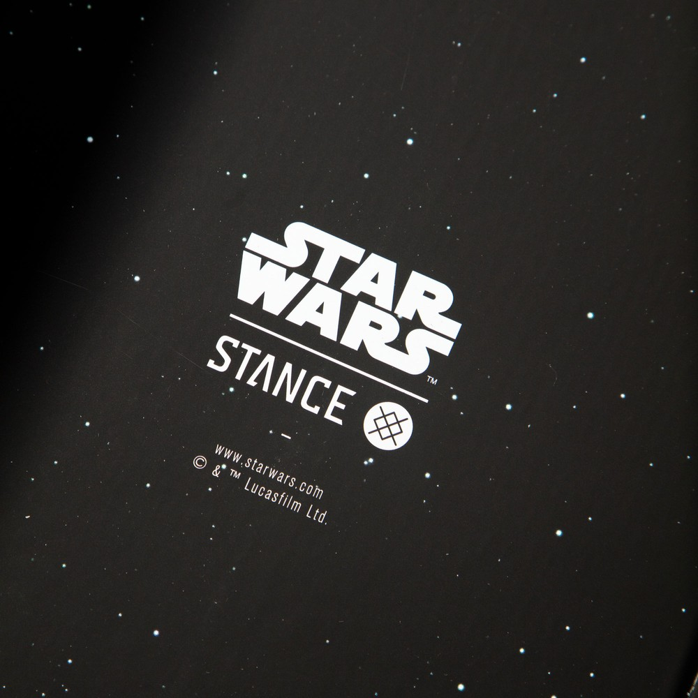 Stance Star Wars Run Light Crew Socks #1