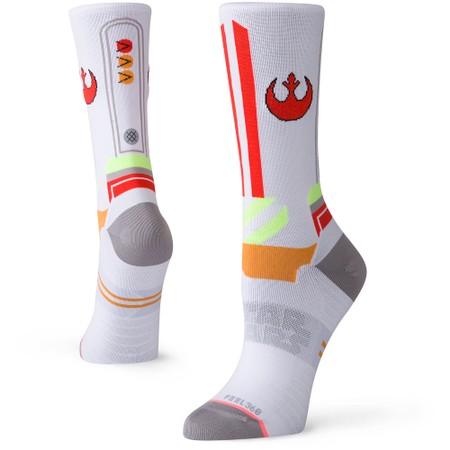 Stance Star Wars Run Light Crew Socks #5