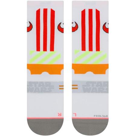 Stance Star Wars Run Light Crew Socks #6