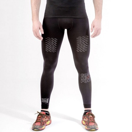 Compressport Trail Under Control Tights #2