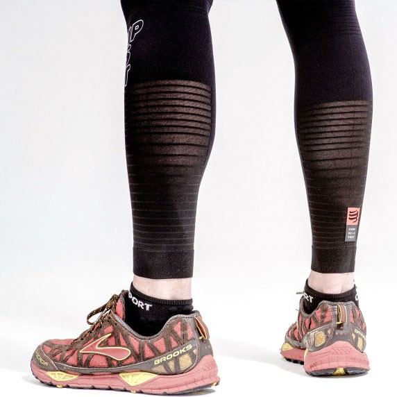 Compressport Trail Under Control Tights #4