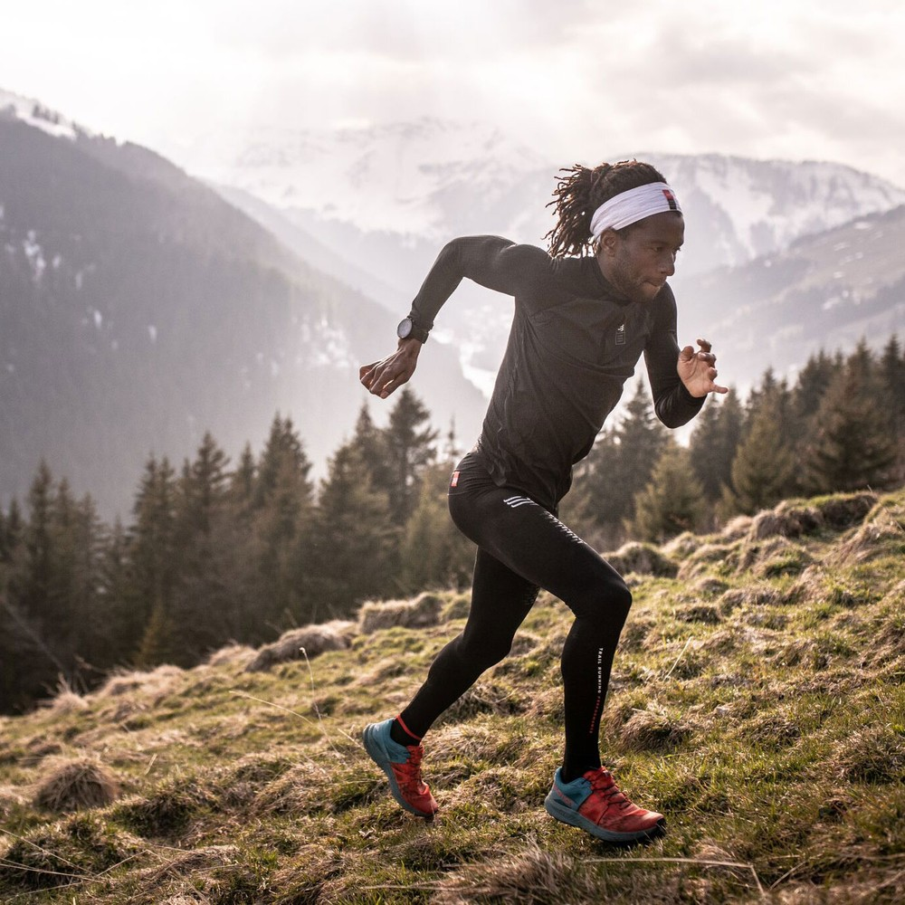 Compressport Trail Under Control Tights #6