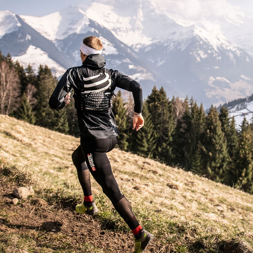 Compressport Trail Under Control Tights #7