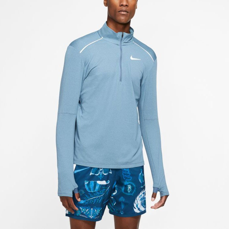 Nike Element Half Zip Top #3