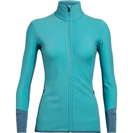 Icebreaker Descender  Fleece Top #1