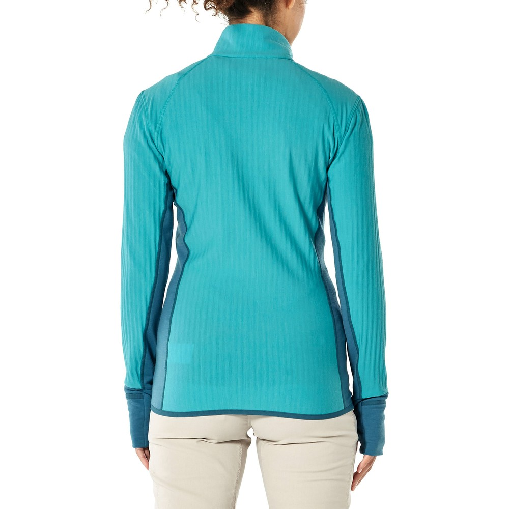 Icebreaker Descender  Fleece Top #3