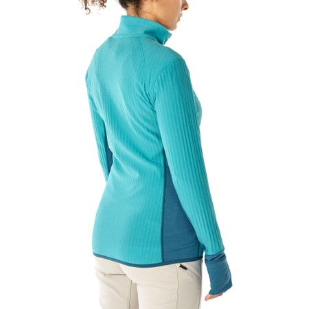 Icebreaker Descender  Fleece Top #5