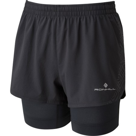 Ronhill Tech Marathon Twin Shorts #1