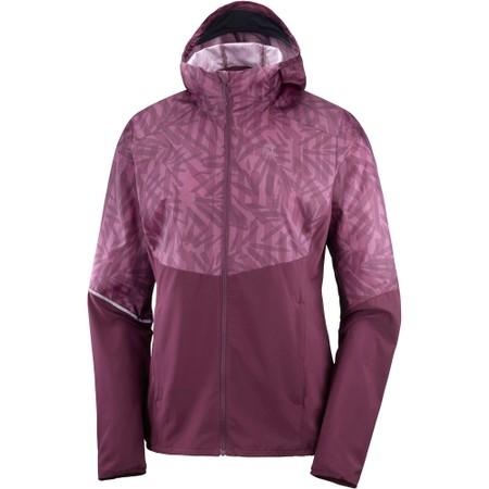 Salomon Agile FZ Jacket #1