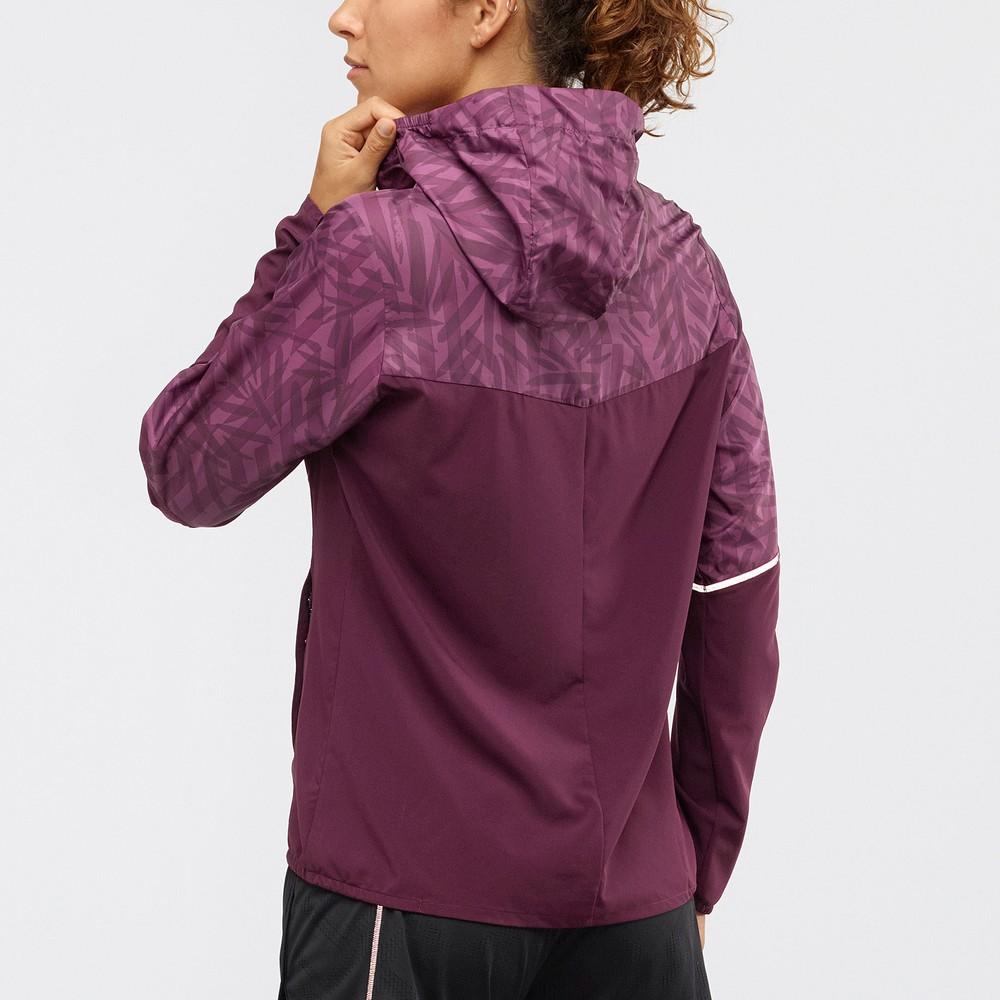 Salomon Agile FZ Jacket #3