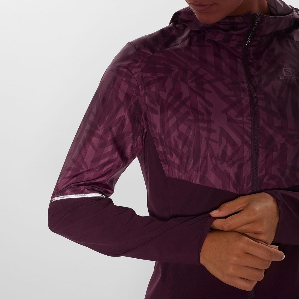 Salomon Agile FZ Jacket #4