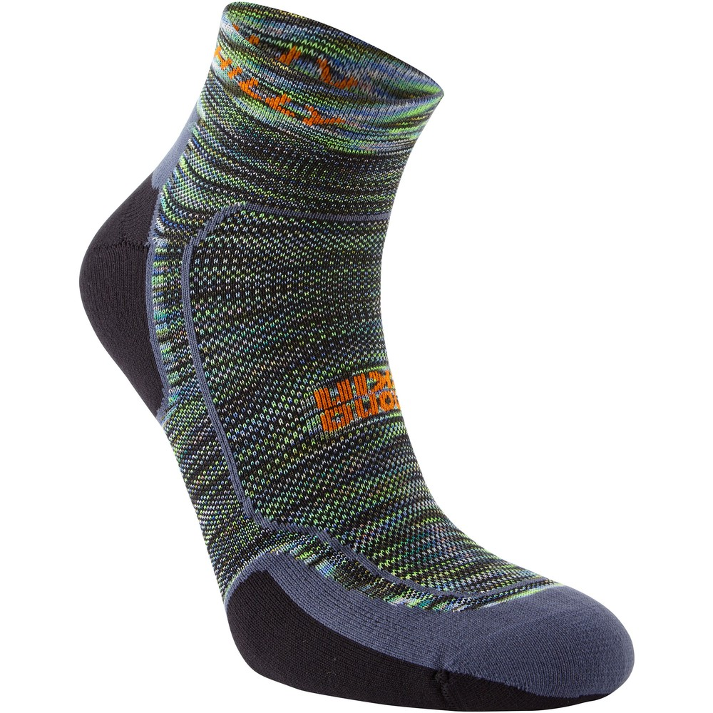 Hilly Clothing Lite Comfort Quarter Socks #6