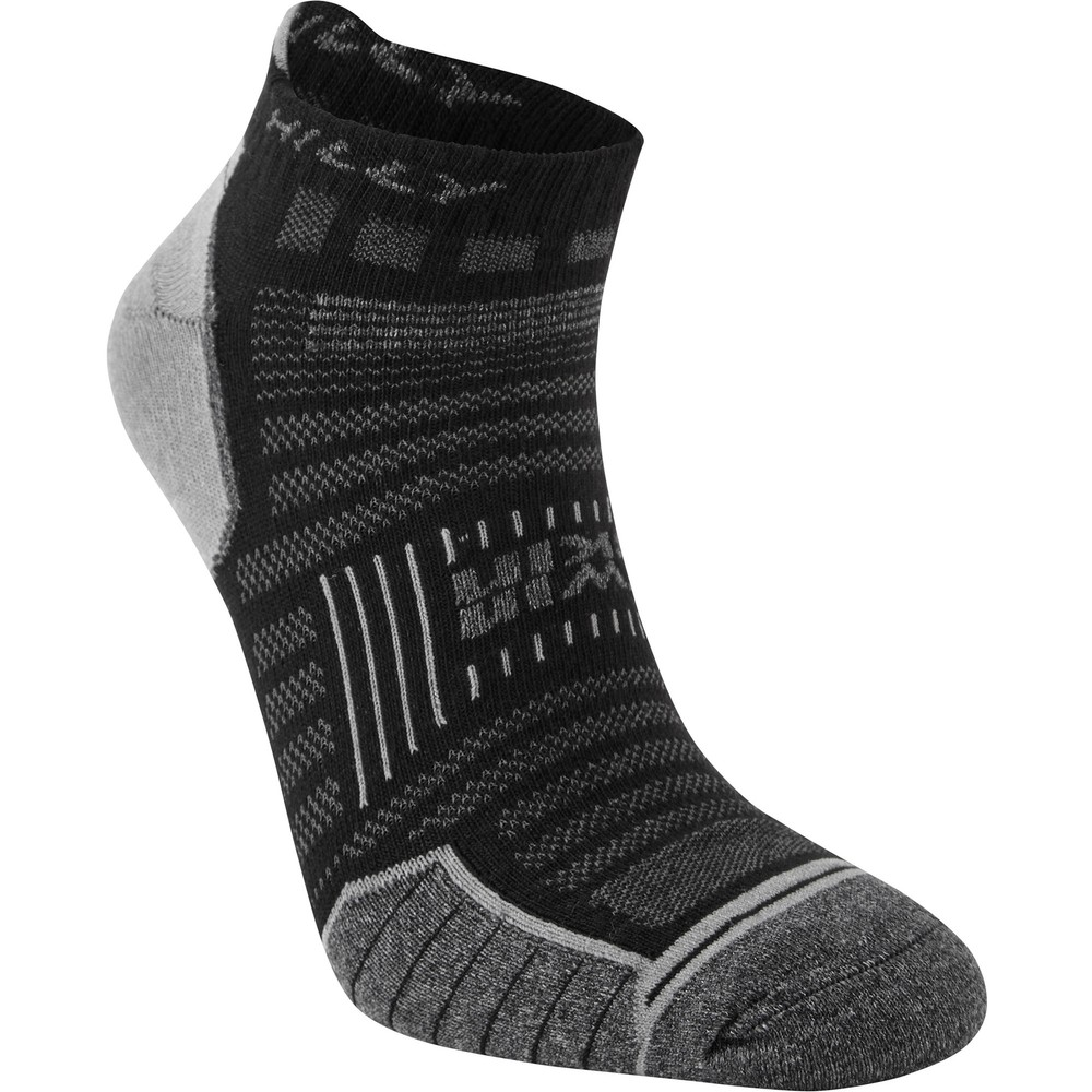 Hilly Clothing Twin Skin Socklet Socks #4