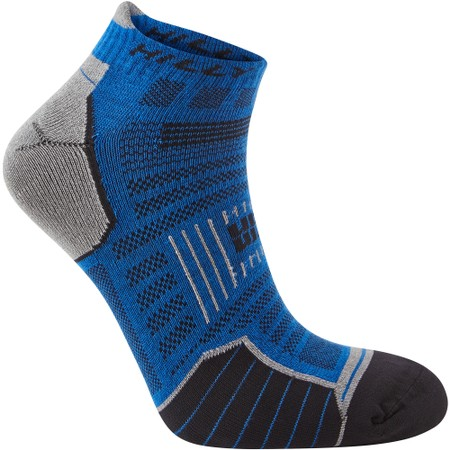 Hilly Clothing Twin Skin Socklet Socks #5