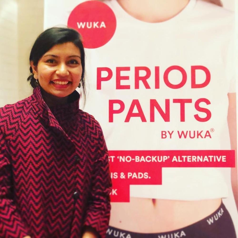 Wuka Period Pants Light #8