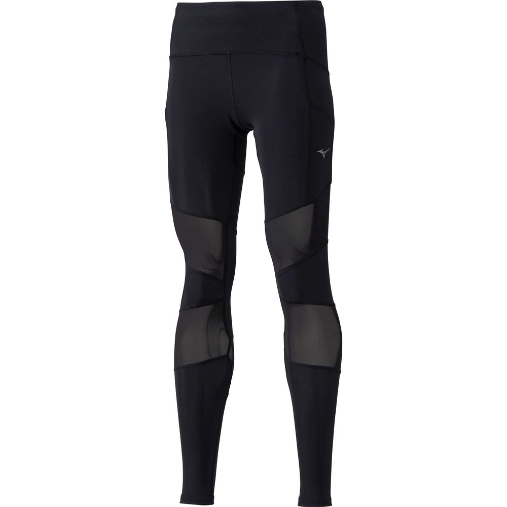 Mizuno Blocking Mesh Tights #1