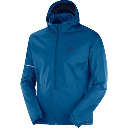 Salomon Agile FZ Hoodie Jacket #6