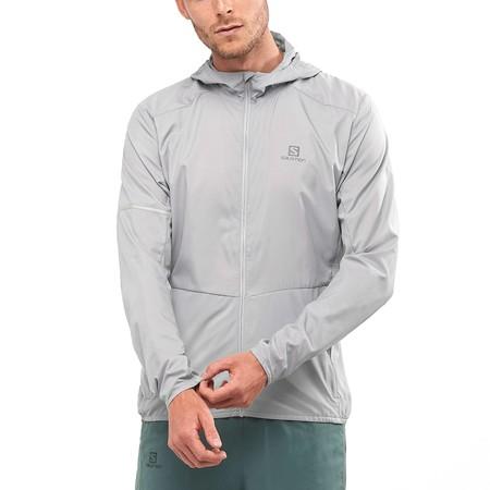 Salomon Agile FZ Hoodie Jacket #2