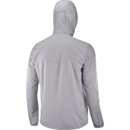 Salomon Agile FZ Hoodie Jacket #3