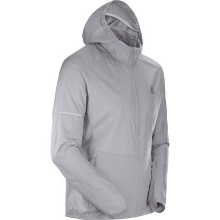 Salomon Agile FZ Hoodie Jacket #5