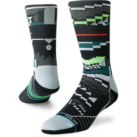Stance Run Feel 360 Crew Socks #1