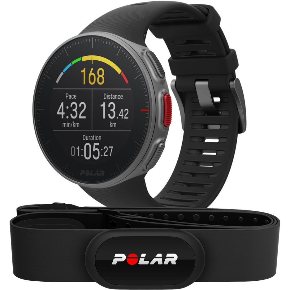 Polar Vantage V Pro Multisport Watch With H10 #2
