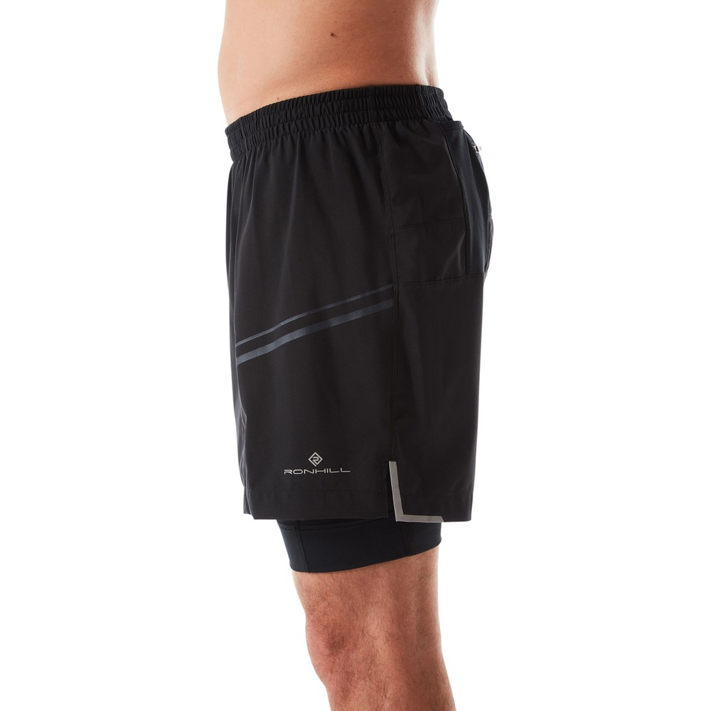 Ronhill Tech Marathon Twin Shorts #7