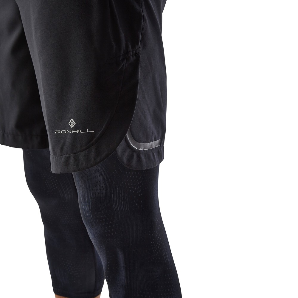Ronhill Momentum Overlayer 5in Shorts #2