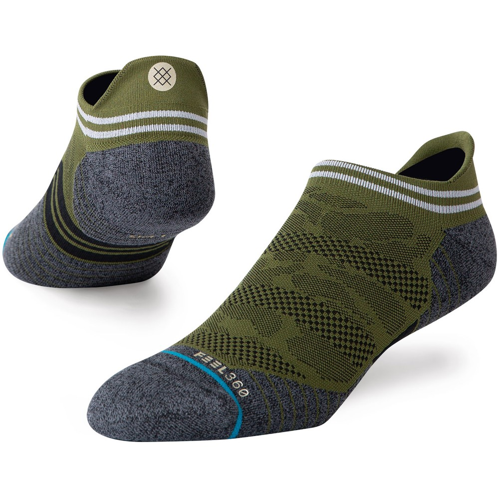 Stance Run Feel 360 With Infiknit Tab Socks #4