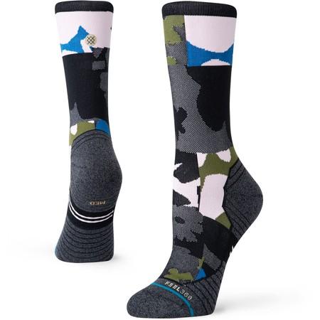 Stance Run Feel 360 With Infiknit Crew Socks #1