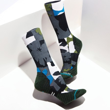 Stance Run Feel 360 With Infiknit Crew Socks #2