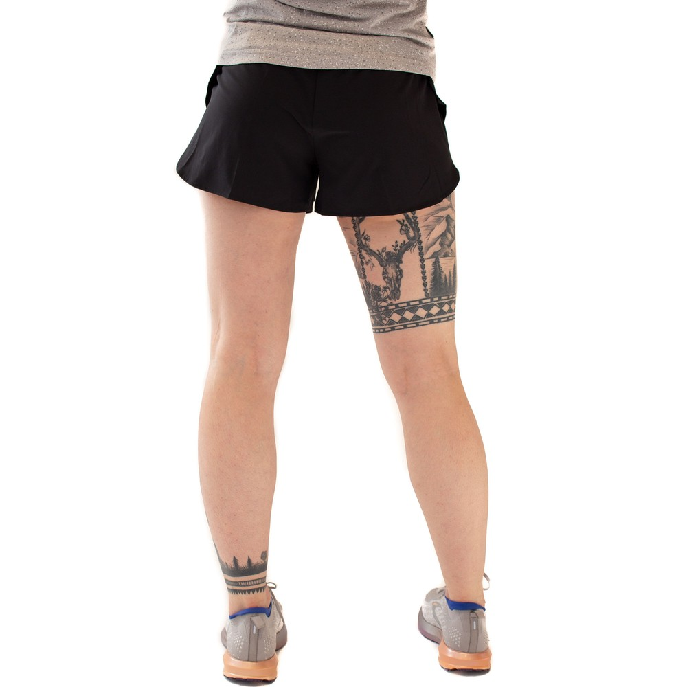 Odlo Zeroweight Ceramicool Split Shorts #4
