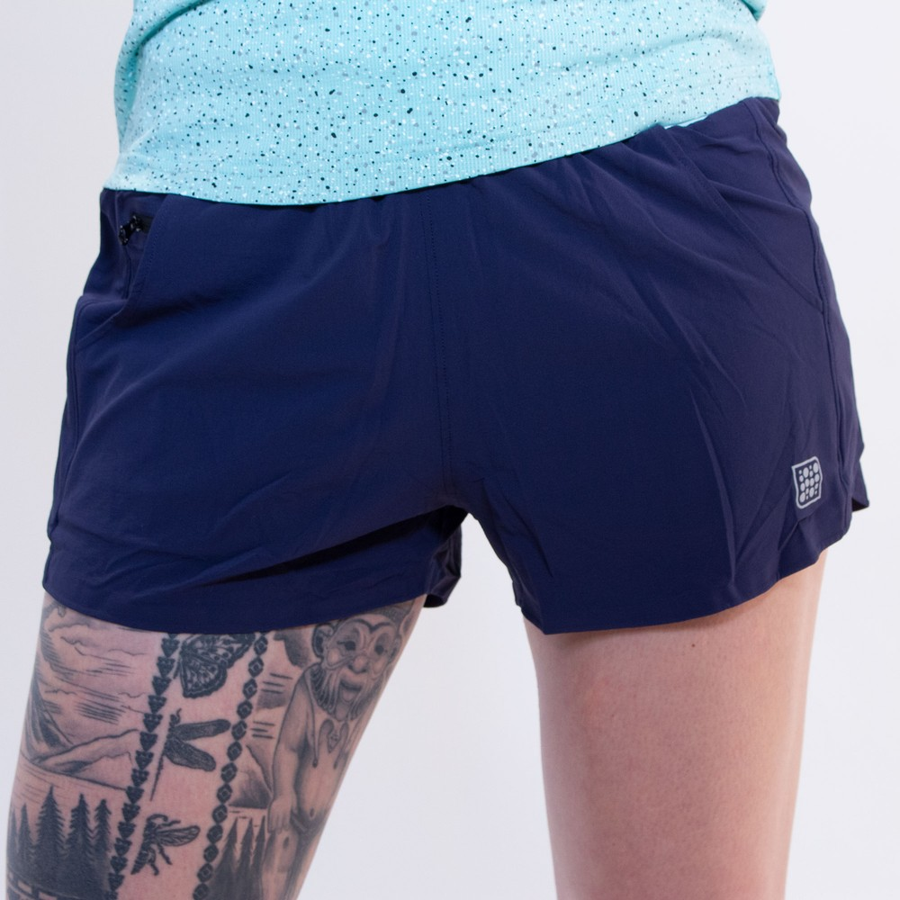Crewroom Endurance 4in Shorts #5