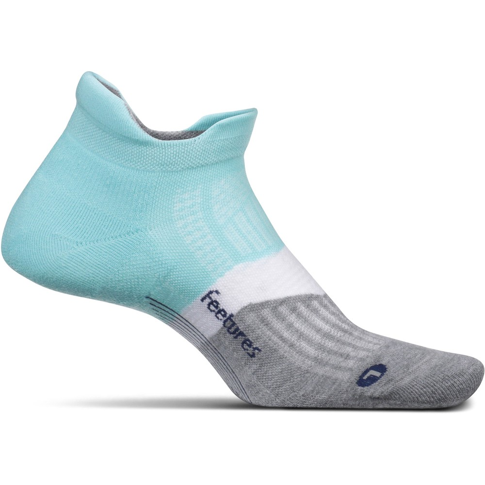 Feetures Elite Light Cushion No Show Tab Socks #3