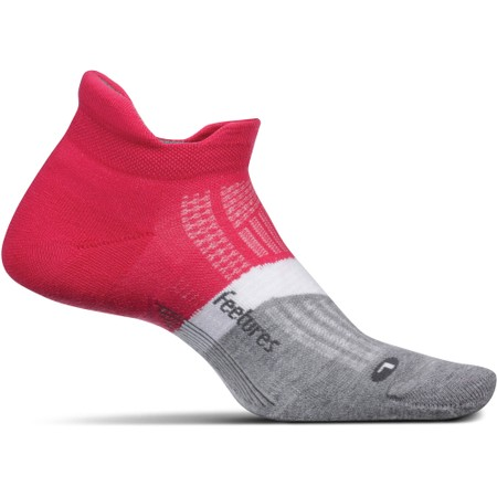 Feetures Elite Light Cushion No Show Tab Socks #1