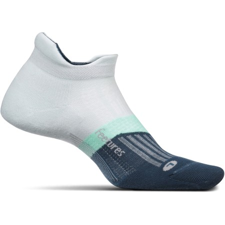Feetures Elite Light Cushion No Show Tab Socks #5
