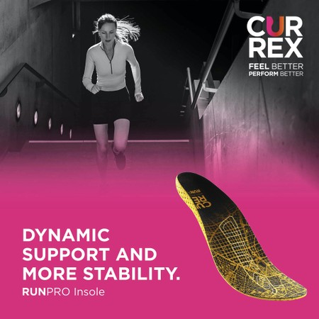Currex Runpro Medium Arch Insoles #6