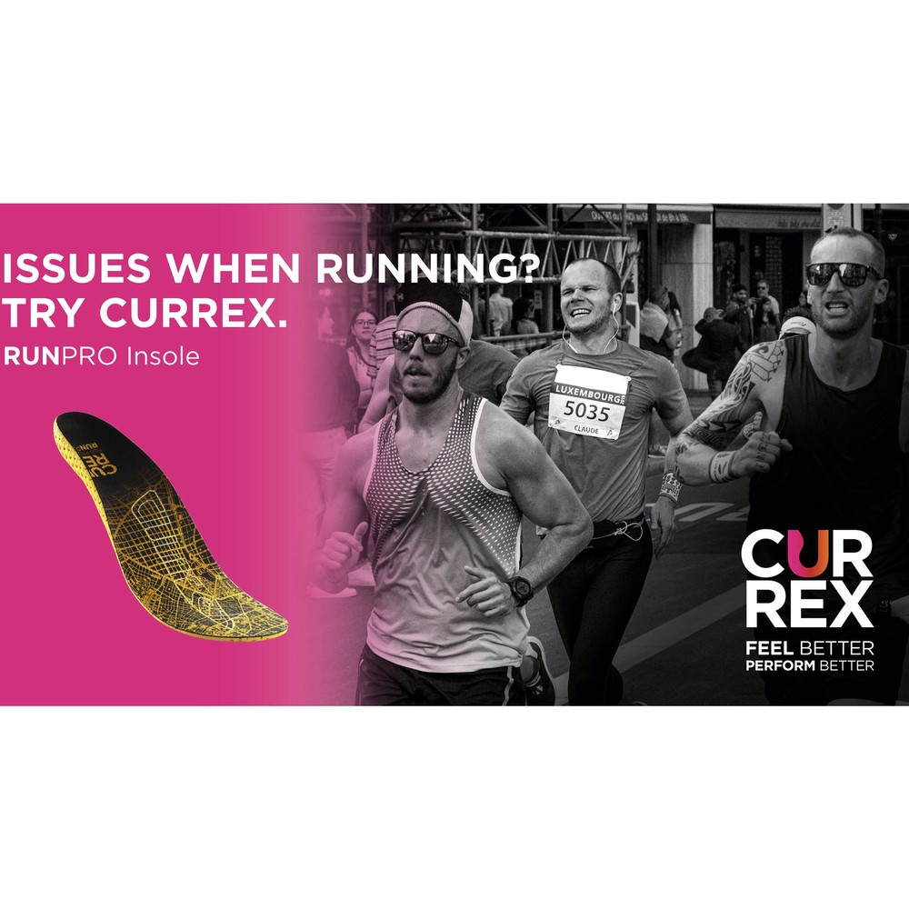 Currex Runpro Low Arch Insoles #5