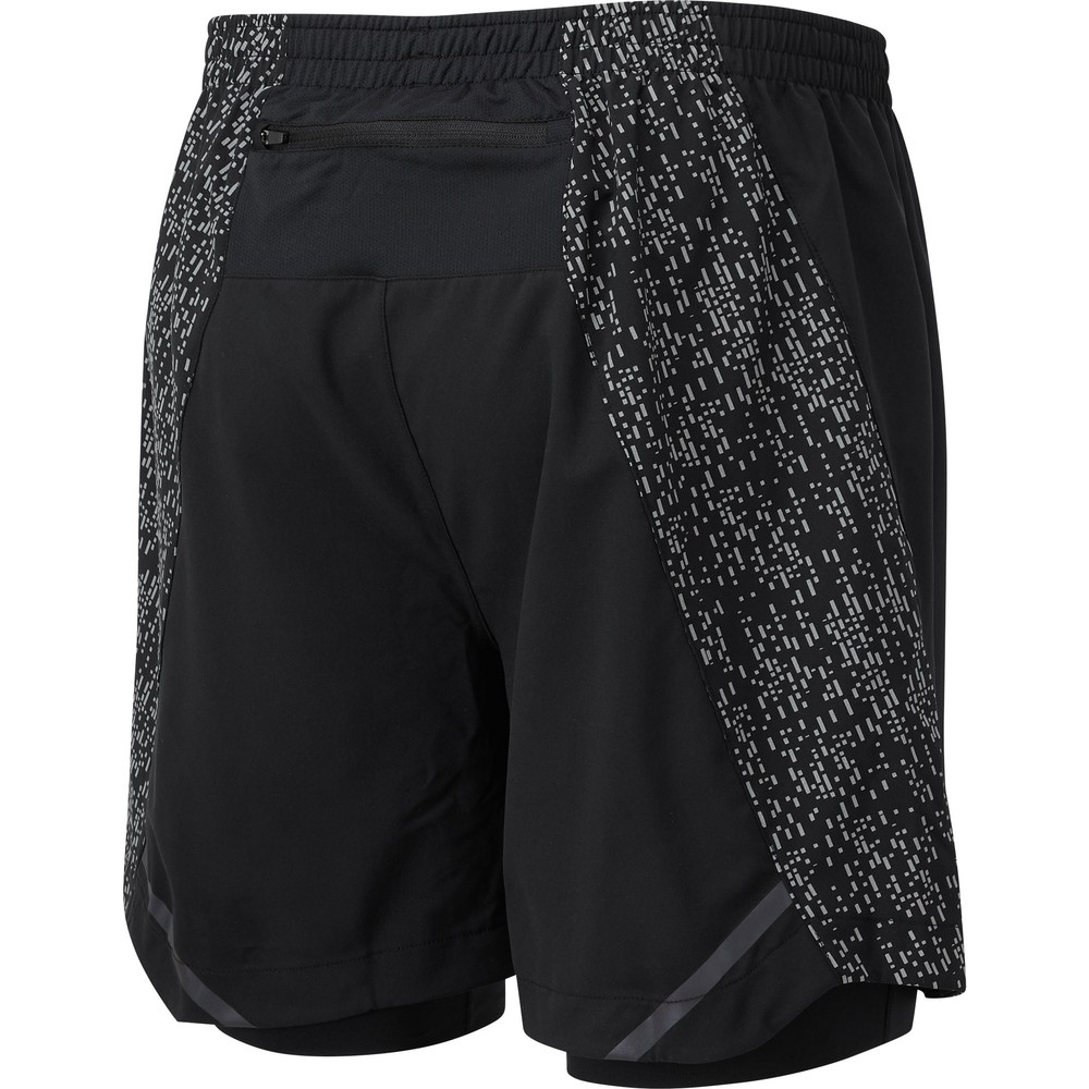 Ronhill Life Nightrunner Twin 5in Shorts #2
