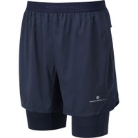 RONHILL  Tech Revive 5in Twin Shorts