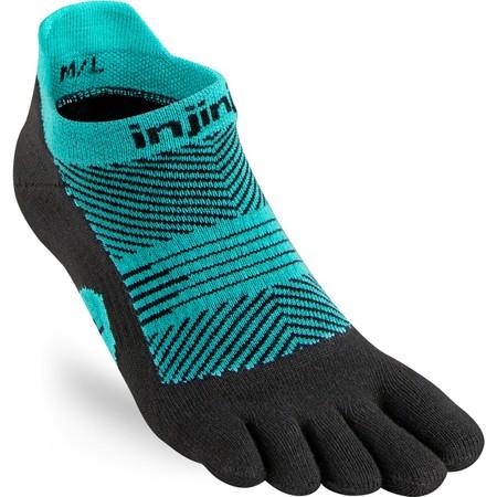 Injinji Lightweight No Show Toe Socks #6