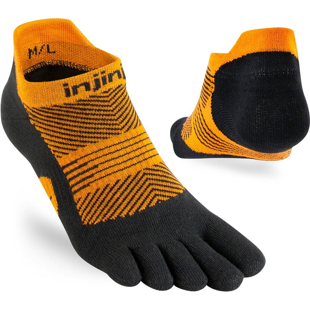 Injinji Lightweight No Show Toe Socks #2