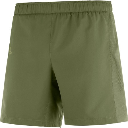 Salomon Agile Twin 7in Shorts #1