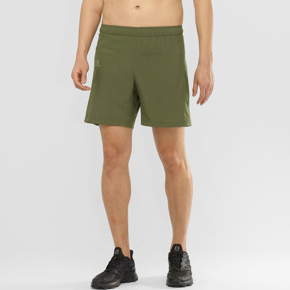 Salomon Agile Twin 7in Shorts #2