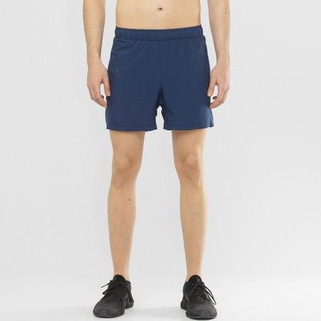 Salomon Agile 5in Shorts #2