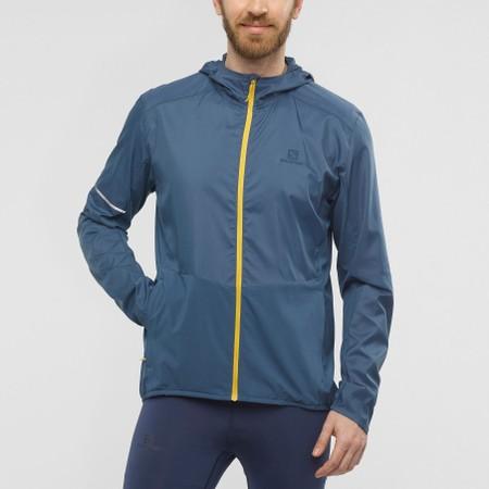 Salomon Agile FZ Hooded Jacket #2
